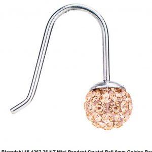 41_330528_blomdahl_15-1267-75_nt_mini_pendant_crystal_ball_6mm_golden_rose